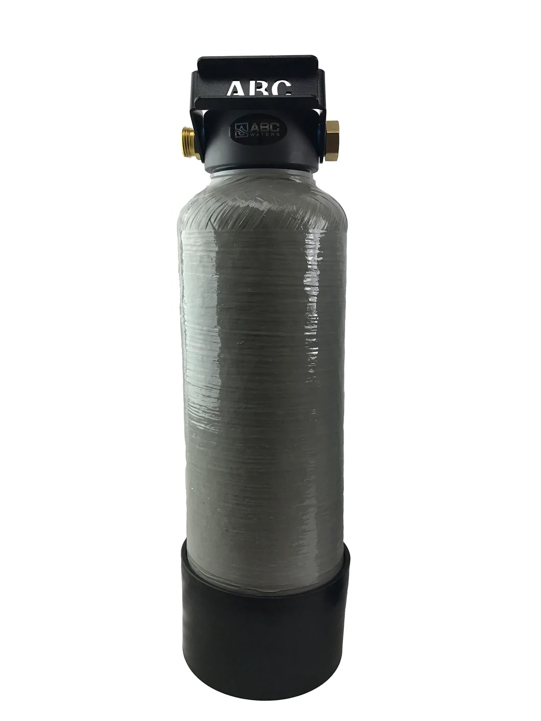 Water Softener Price Abcwaters Portable Water Softener 8 000 Grain Capacity 6
