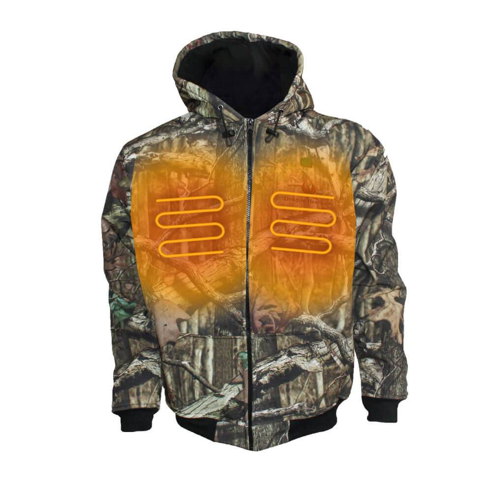 Heated Vest Canada Heated Jackets Heated Hoodies Heated Gloves Dragon Heatwear