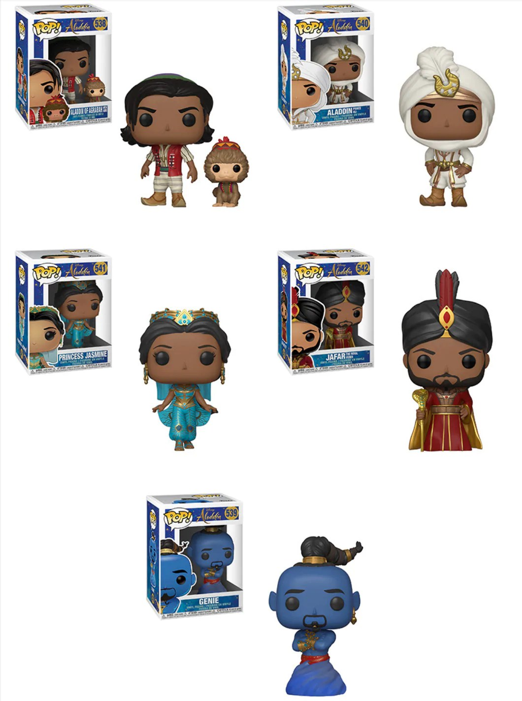 Aladdin Abu Png Funko Pop Disney Aladdin Movie Singles Poppin Off Toys