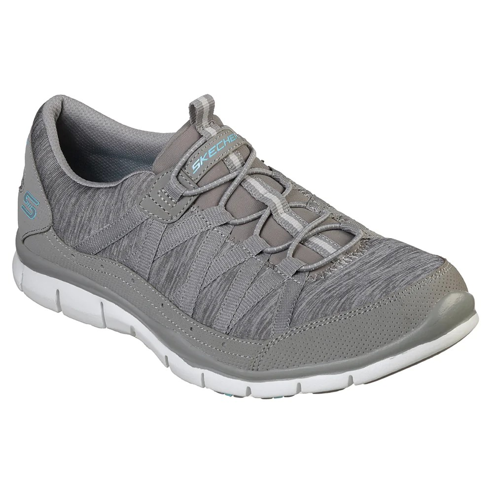 Foto Gratis Skechers Women S Gratis Your Move Lifestyle Shoe Grey