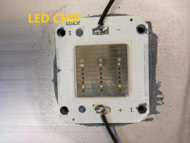 LED Grow Light Chip