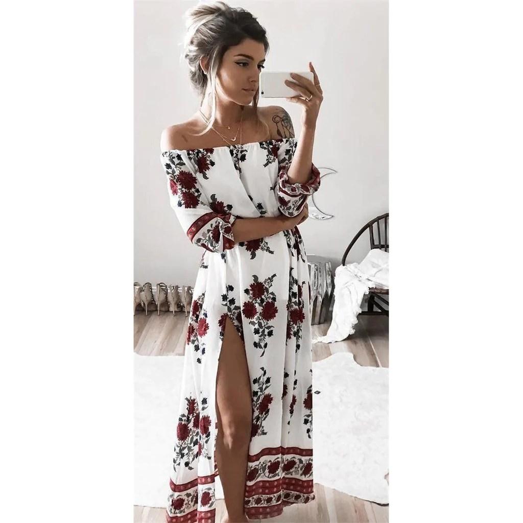 Fullsize Of Off The Shoulder Dresses