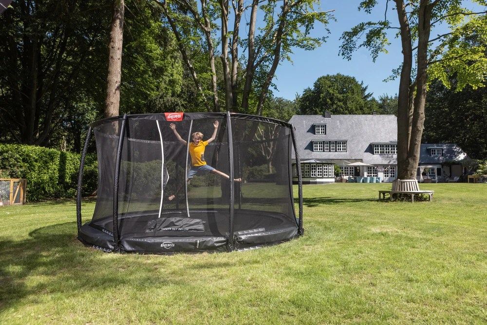 Trampolin 3 5 Meter Bounce Nimble Fingers