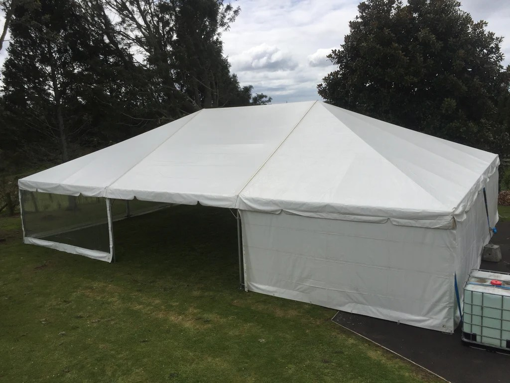 White Umbrella Marquees Products Absolute Party Hire