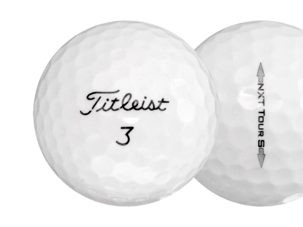 Tour S Titleist Used Golf Balls Golfballdivers