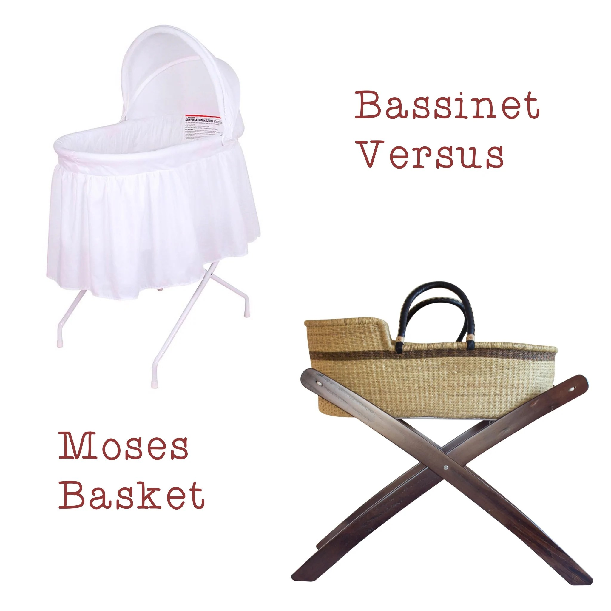 Newborn Bassinet Best Bassinet Cradle Moses Basket Cot Which Is Best