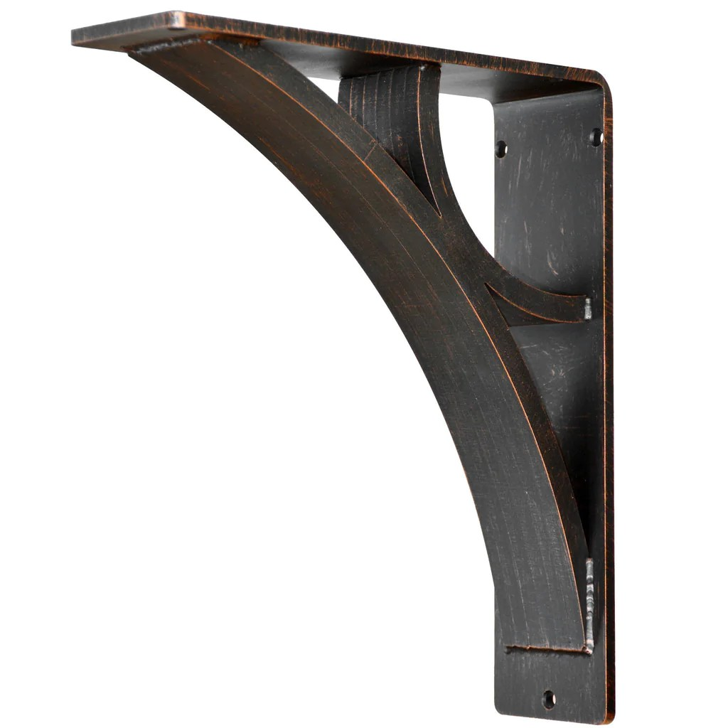 Corbel Countertop Support Eclipse Iron Corbel 3in Wide Countertop Support Bracket