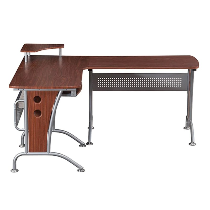 Large Of L Shaped Computer Desk