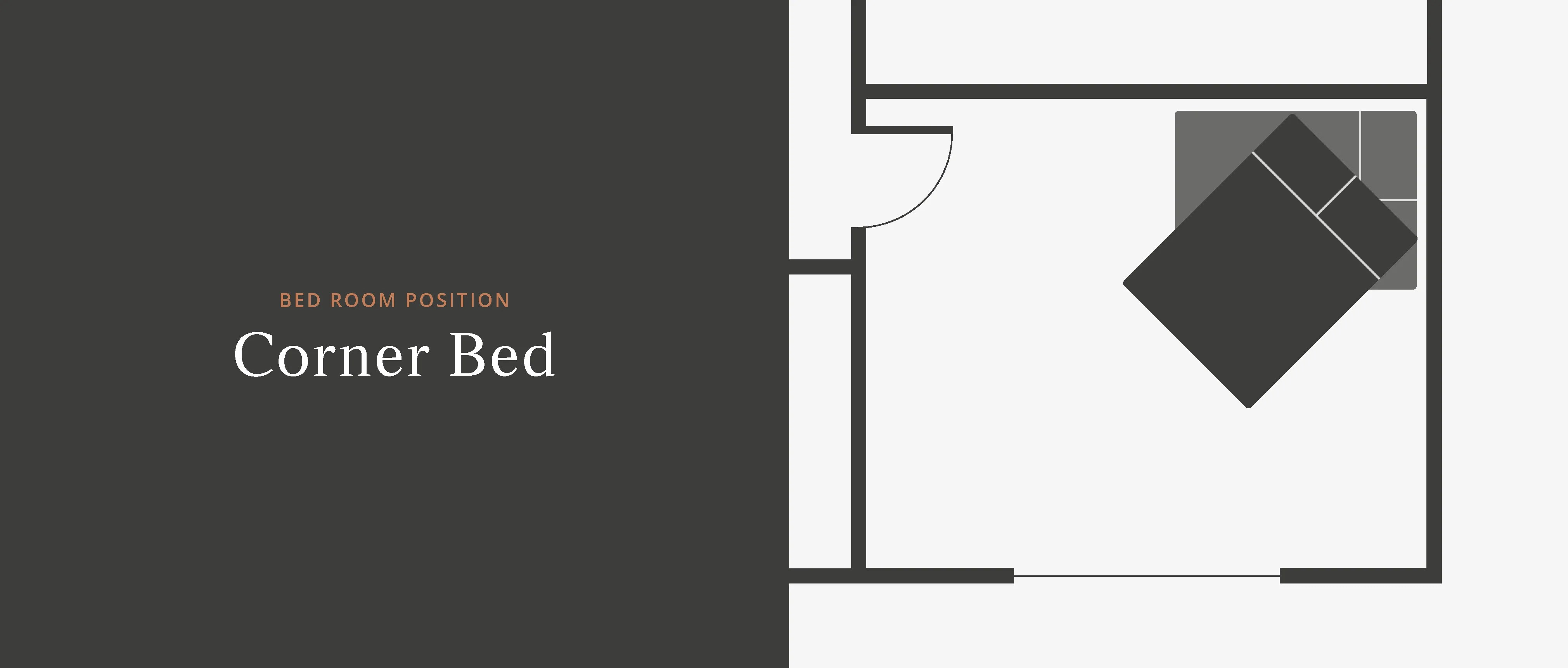 The Best Places To Position Your Bed In The Bedroom The English Cabinet Company