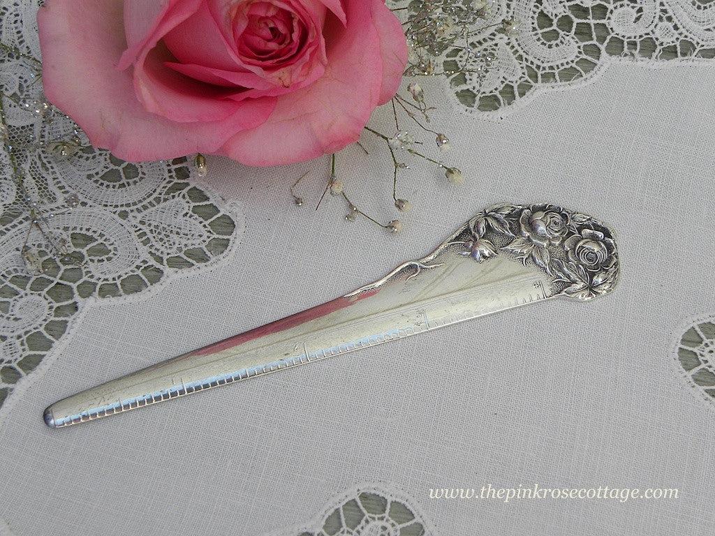 Fullsize Of Sterling Silver Roses