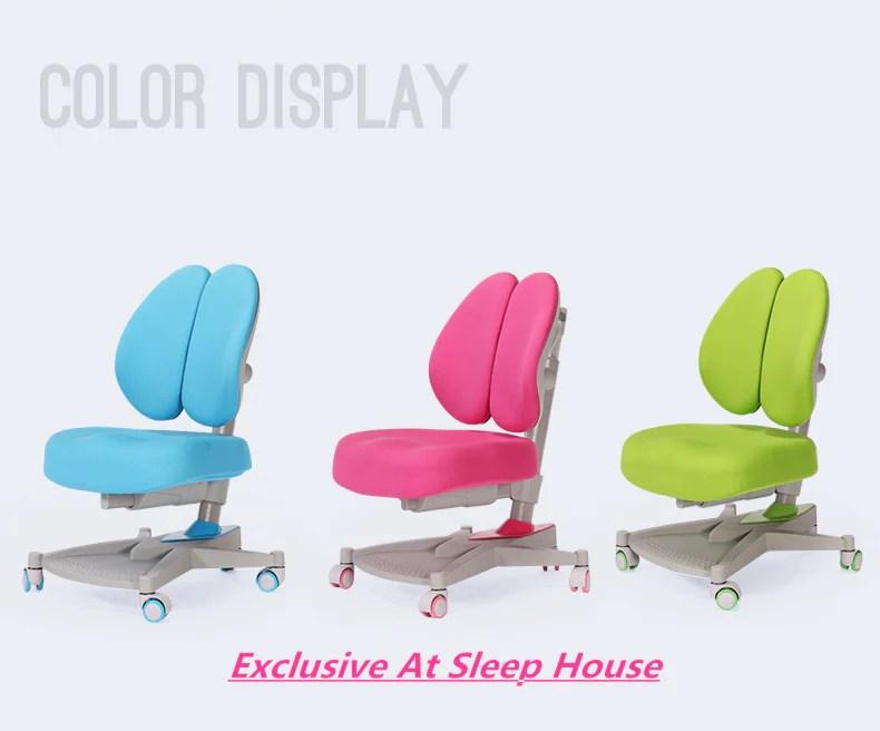 Ergonomic Adjustable Children Chair E06 Exclusive At Sleep