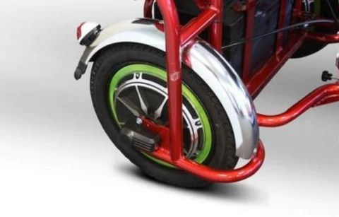 Ewheels Mobility Scooters Mobilityreadycom