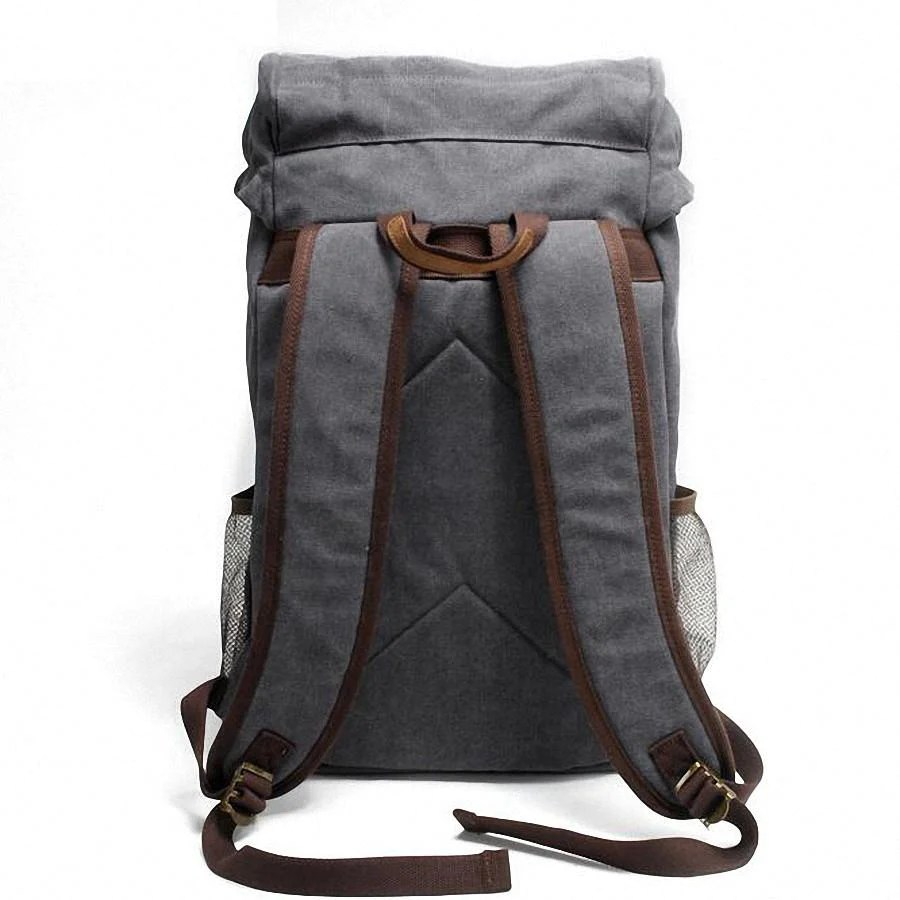 Travel Rucksack High Quality Vintage Travel Rucksack
