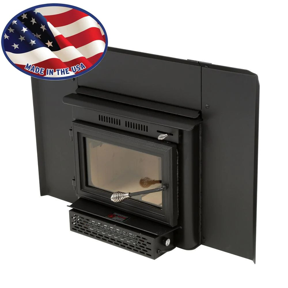 18 Fireplace Insert Englander 1 500 Sq Ft Wood Fireplace Insert England S Stove