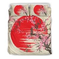 Japanese Sakura Duvet Cover k7  1stTheWorld