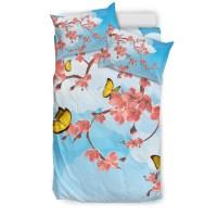 Japan Bedding Set Japan Sakura | 1sttheworld.com  1stTheWorld