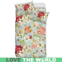 ITALY LILY FLOWERS BEDDING SET 14 E7  1stTheWorld