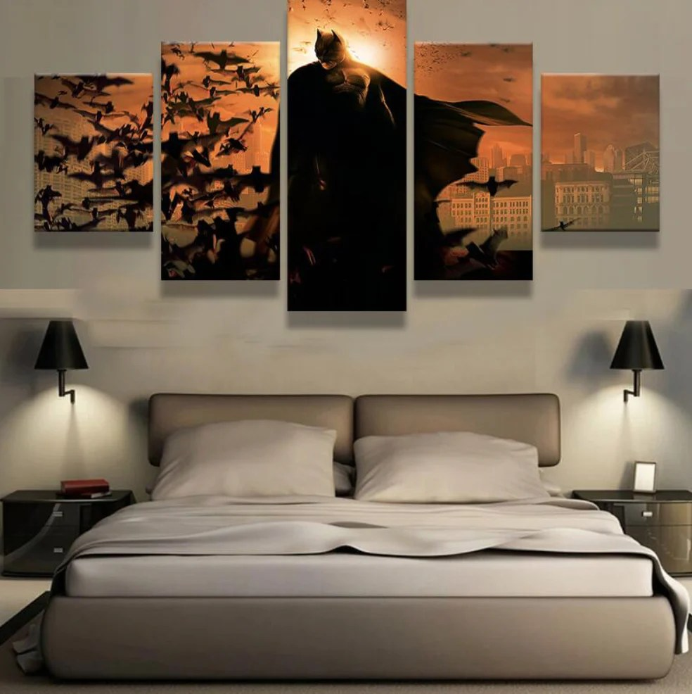 Wall Paintings For Sale Batman Movie