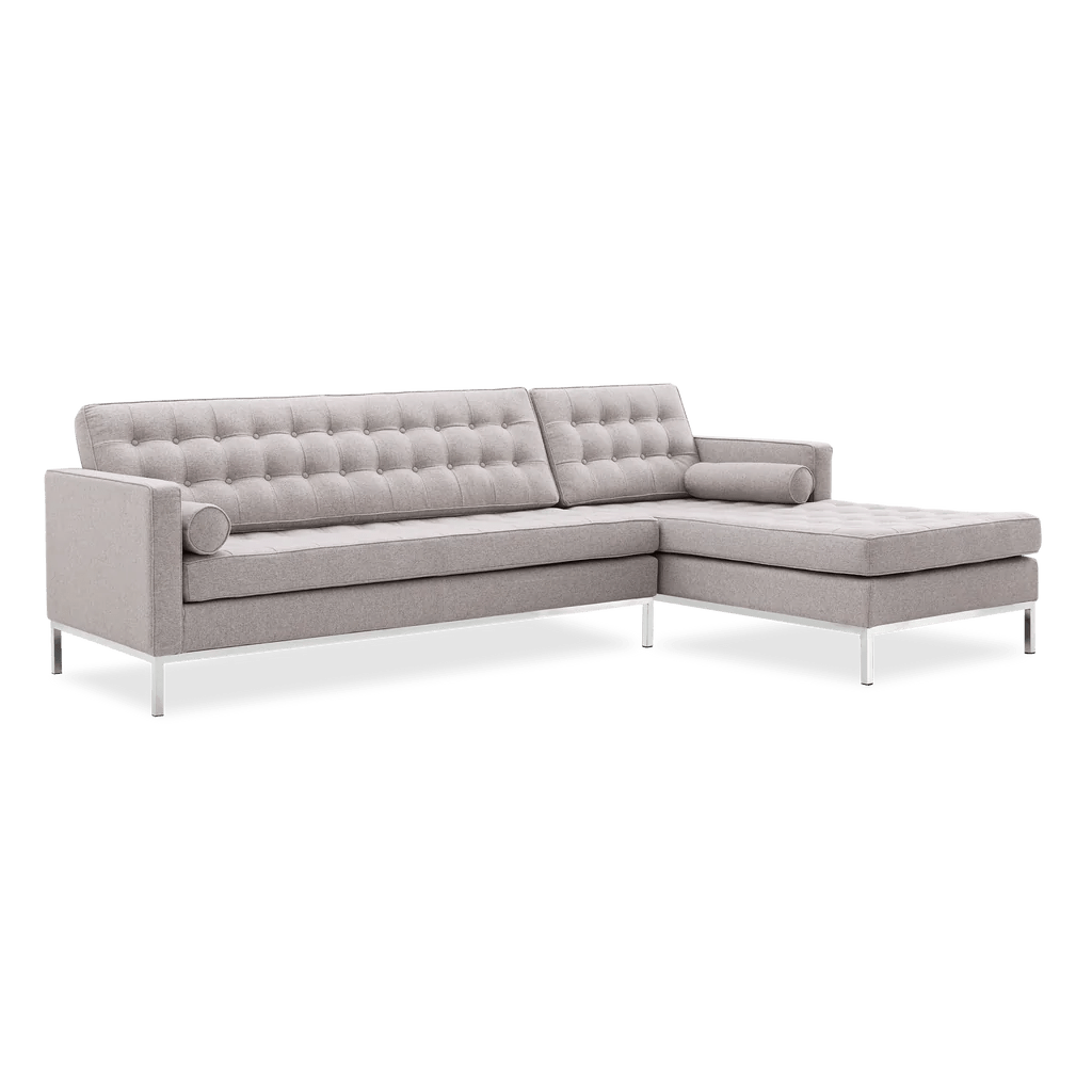 Florence Knoll Sessel Florence Knoll Style Corner Sofa