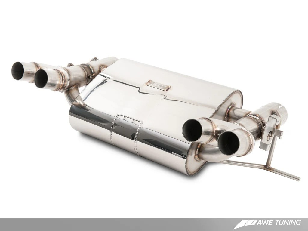 M4 Performance Exhaust Awe Tuning Switchpath Performance Exhaust F8x M3 M4