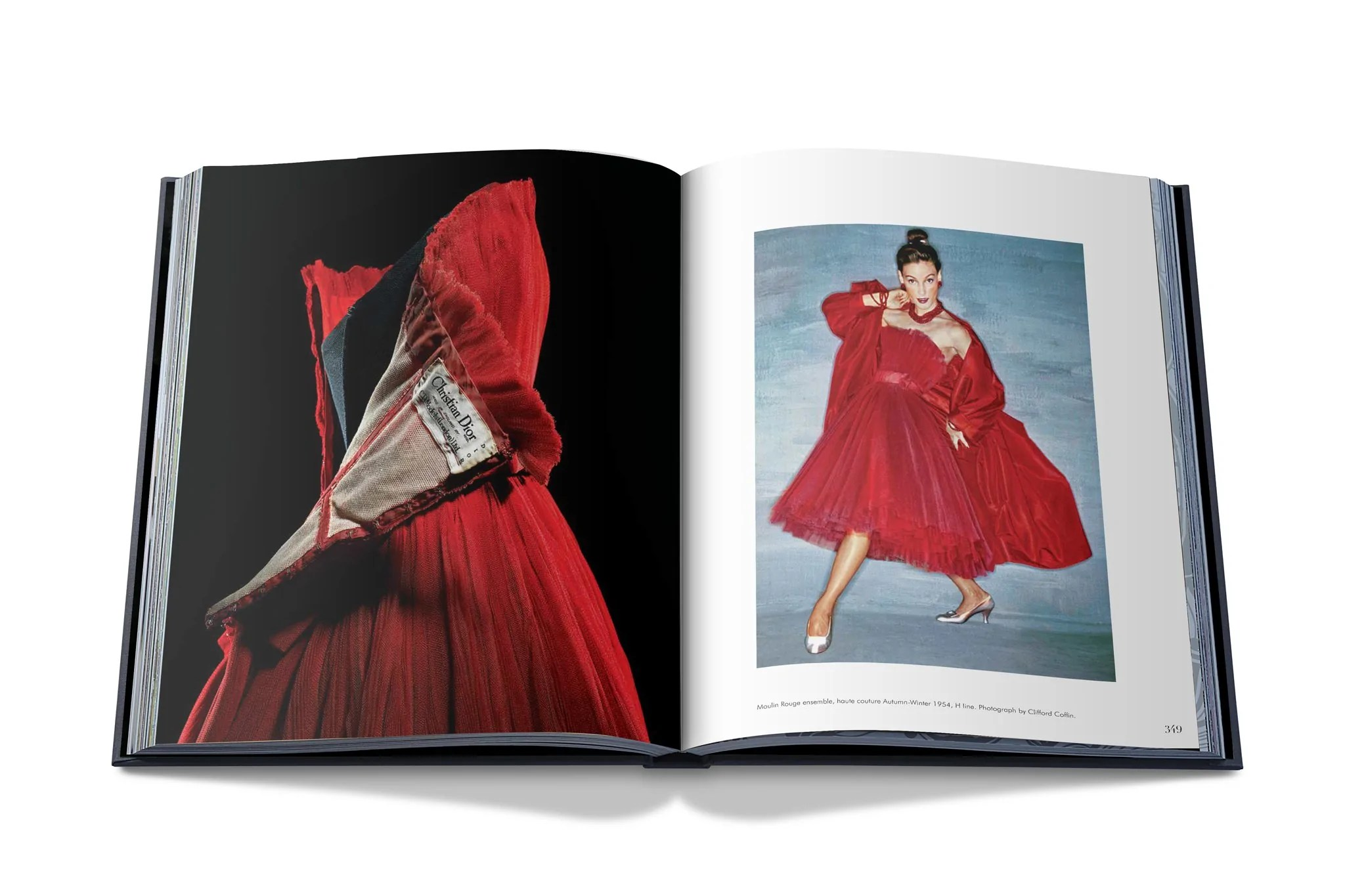 Moulin Rouge Libro Dior By Christian Dior Book By Olivier Saillard Assouline