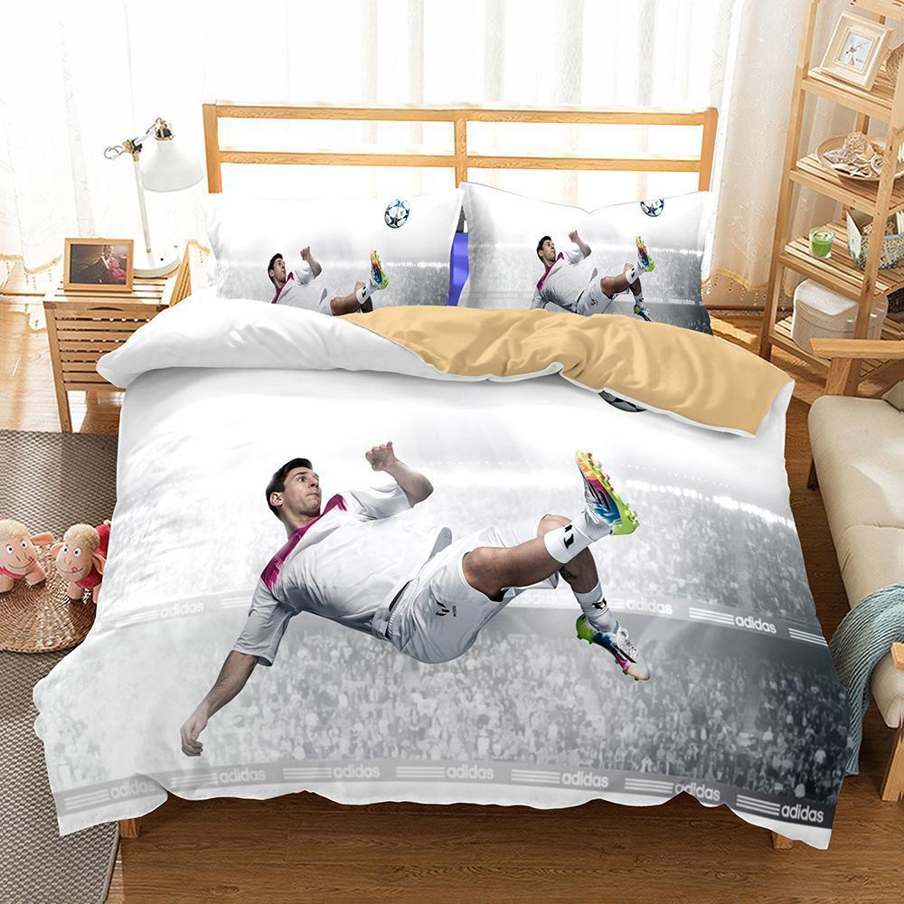 Home Decorations Design Art Print Bedroom Bedding World Cup Fifa Mes Mrkoalahome