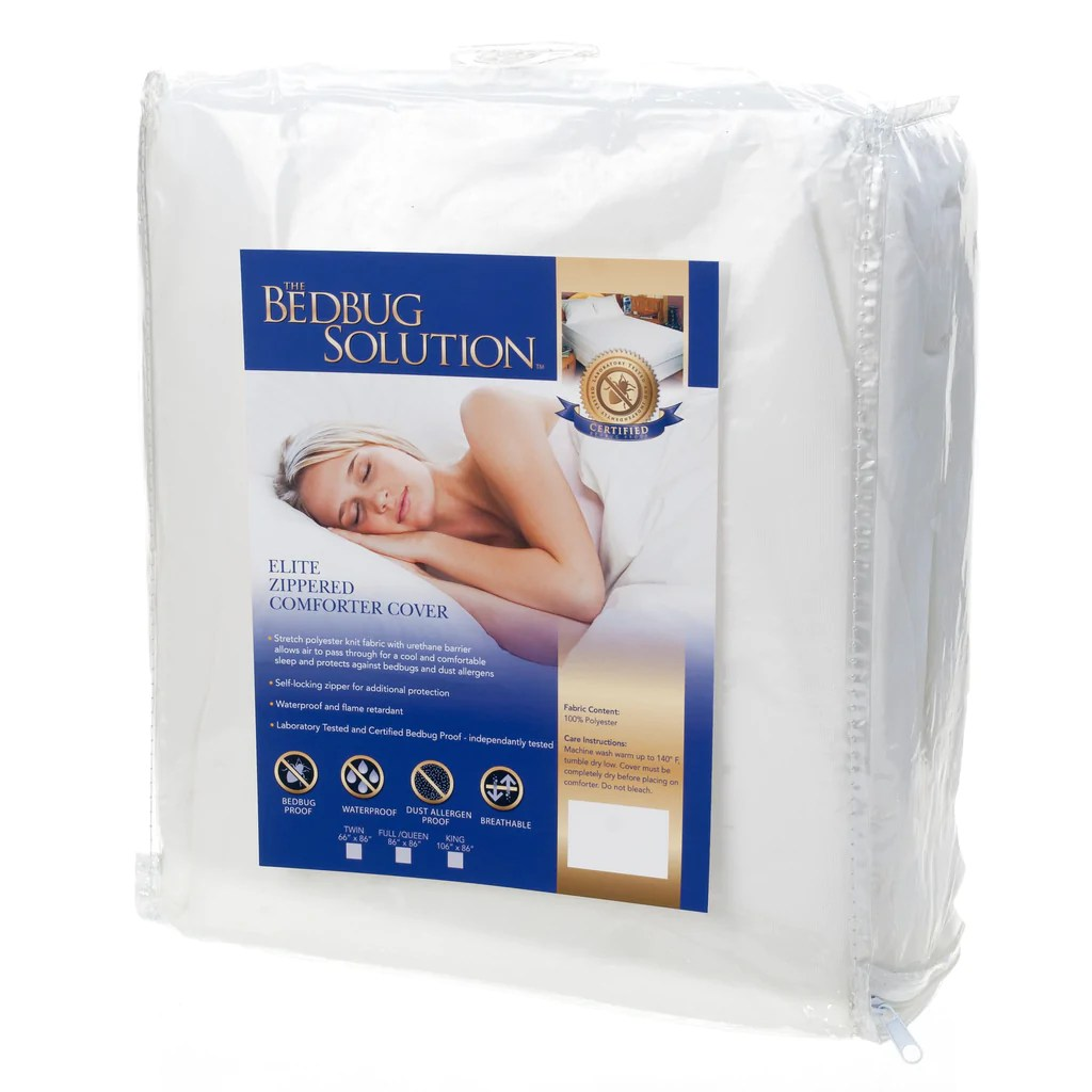 Bed Bug Proof Cover 100 Bed Bug Proof Comforter Encasement