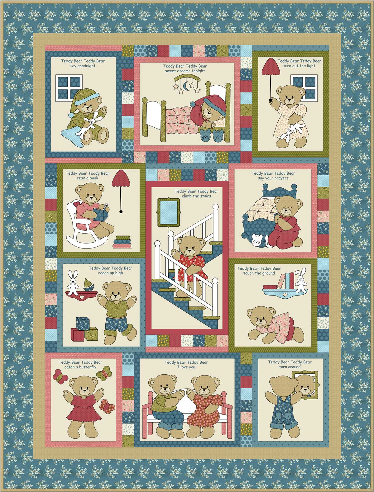 Baby Quilts.com Kids Quilts