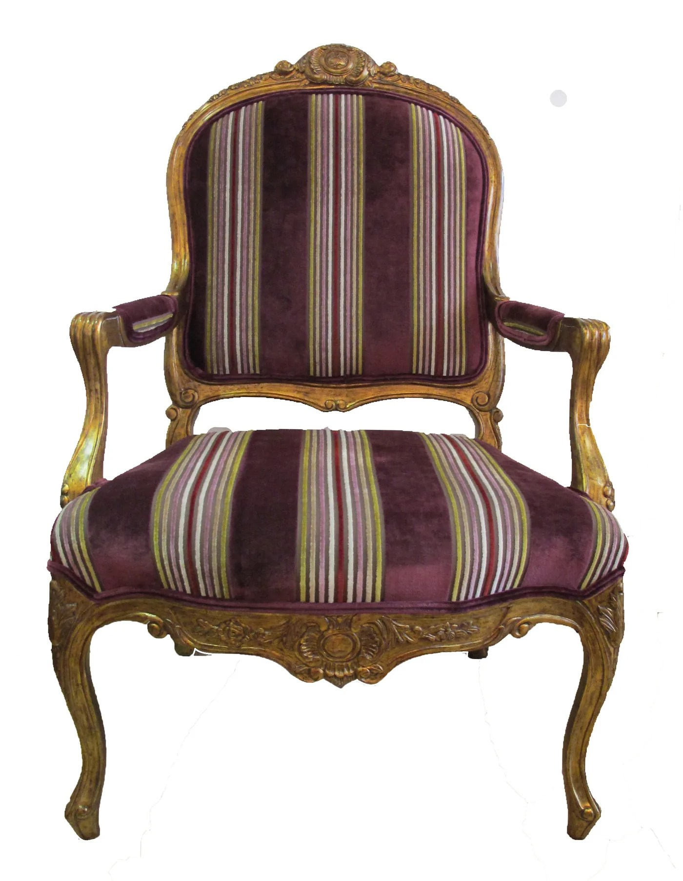 Salon De Jardin Jysk Oorfauteuil Modern Louis Xv Fauteuil Made Of Hand Carved Mahogany