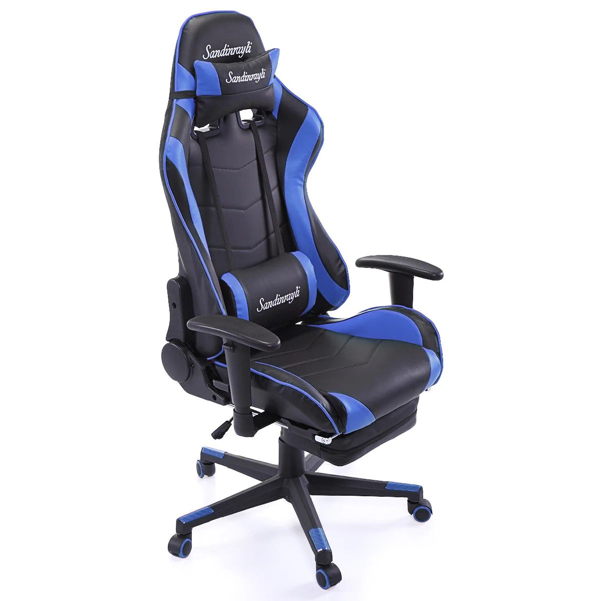 Pc Gaming Stuhl Office Ergonomic High Back Desk Chair Swivel Pc Gaming Chair W