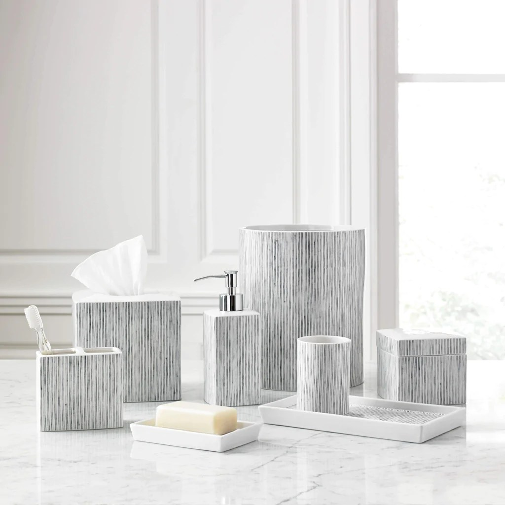 Bathroom Accessories Wainscott Porcelain Bathroom Accessories