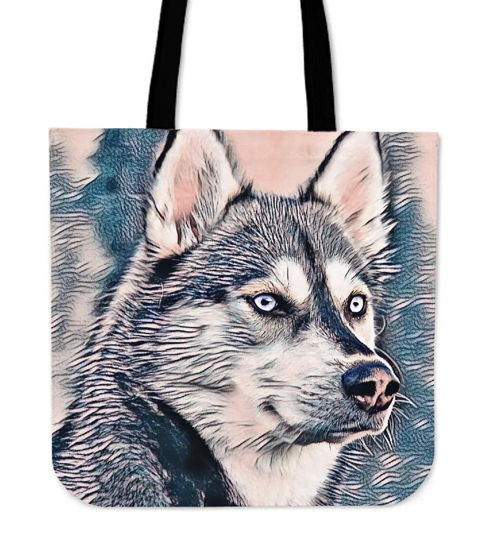 Husky Store Husky Tote Bag Exclusive Art Work Only At Our Store Best