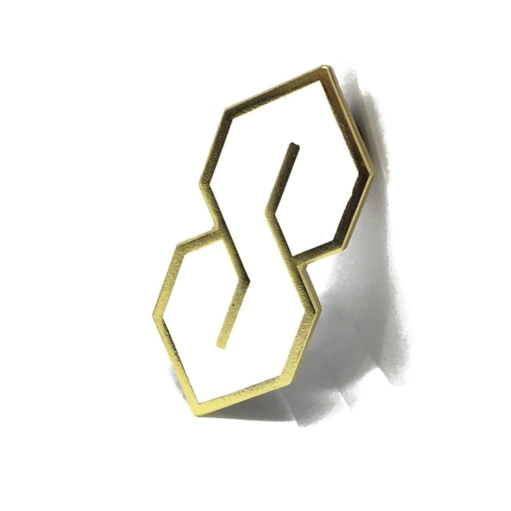 Gold S Pins The S Thing