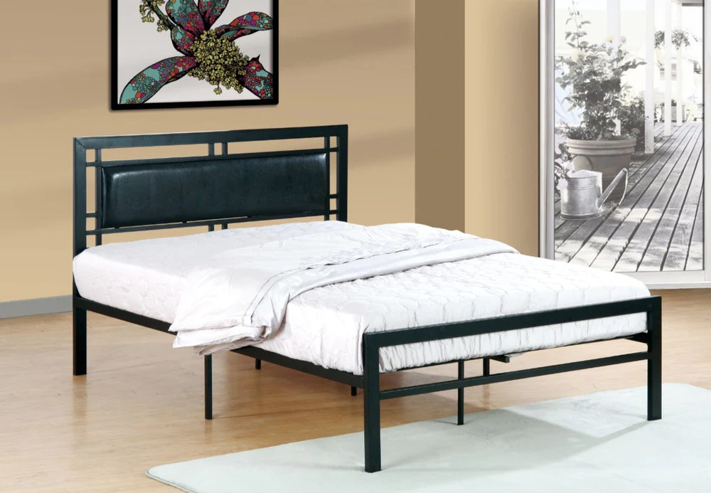 Double Size Bed Charlie Double Size Bed With Mattress