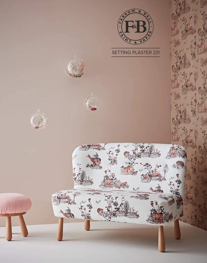 Farrow And Ball Décoration The Best Paint Colours For Your Wallpaper Sian Zeng