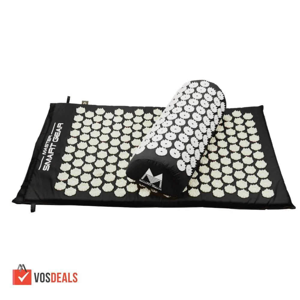 Tapis Accupression Kit Tapis Coussin Acupression