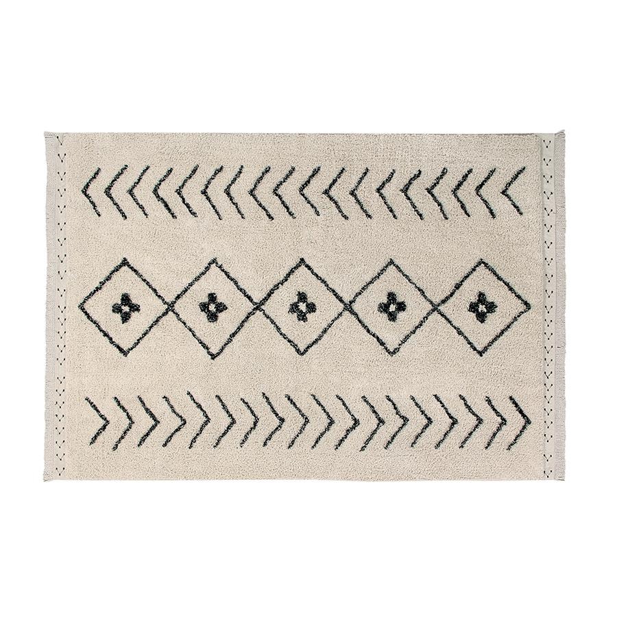 Teppich Discount Washable Carpet Bereba Rhombs Medium - Lorena Canals