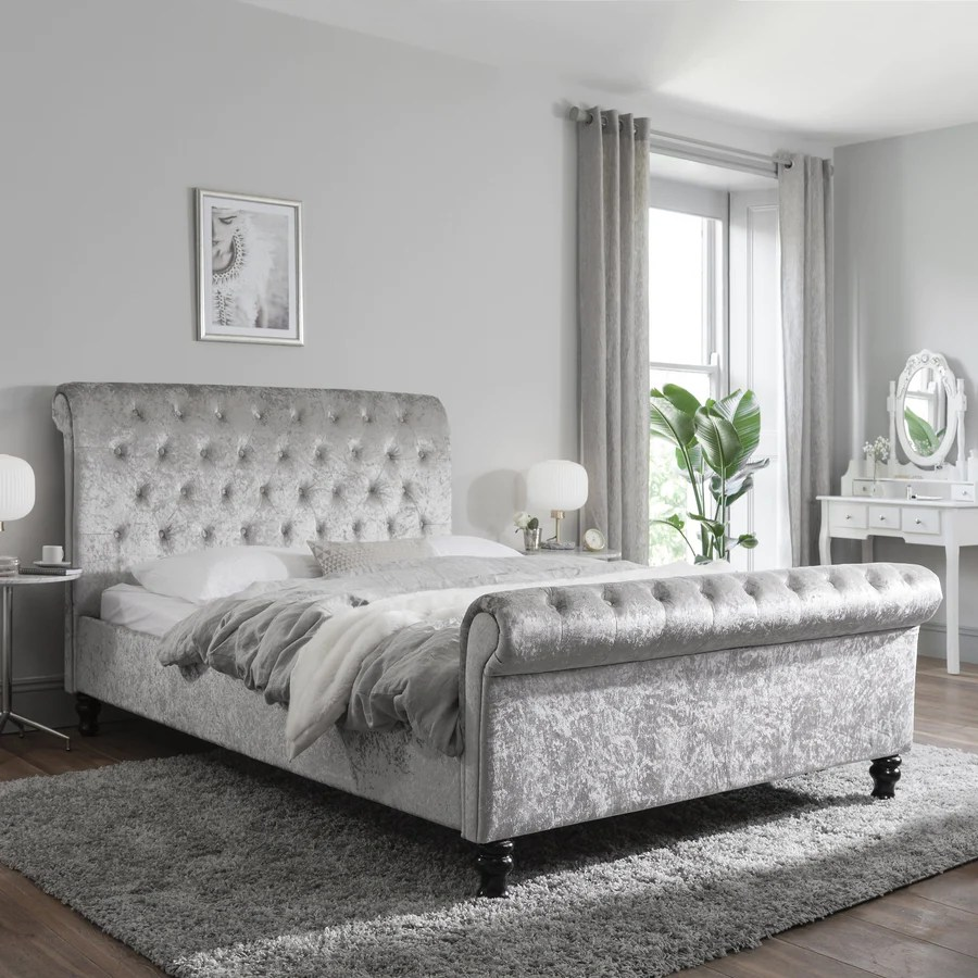Double Beds Beds Designer Beds Online From Laura James