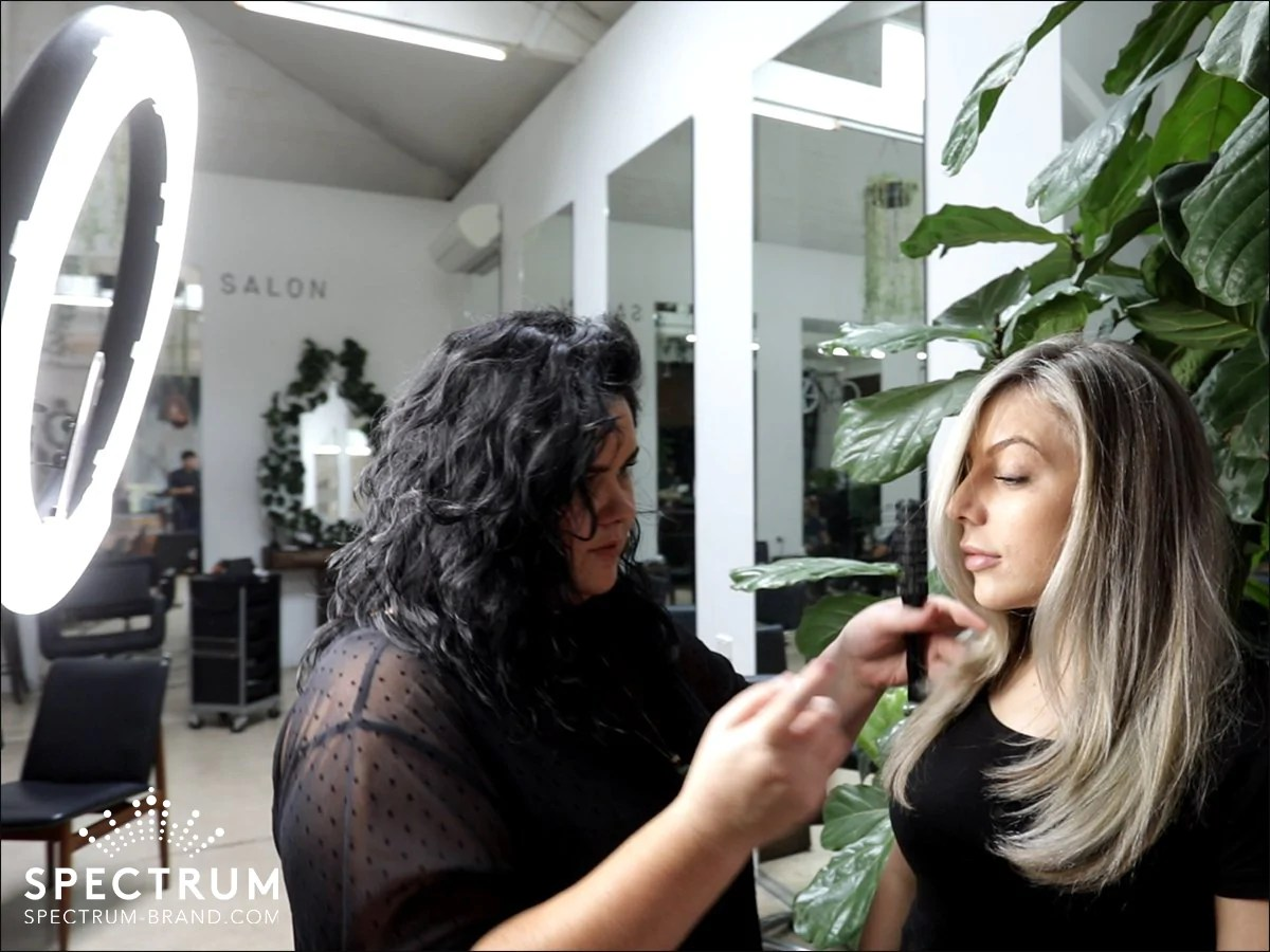 Salon Hair The Best Ring Light For Hair Salons Other Lighting Options