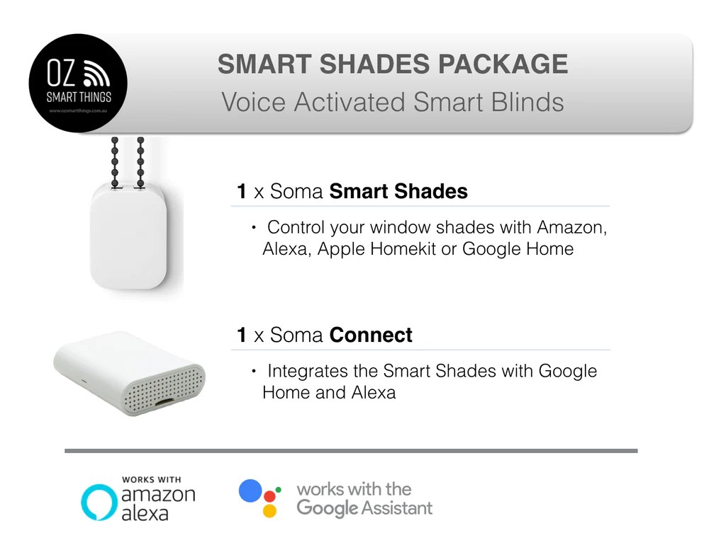 Www Google Com Au Soma Smart Shades Voice Kit
