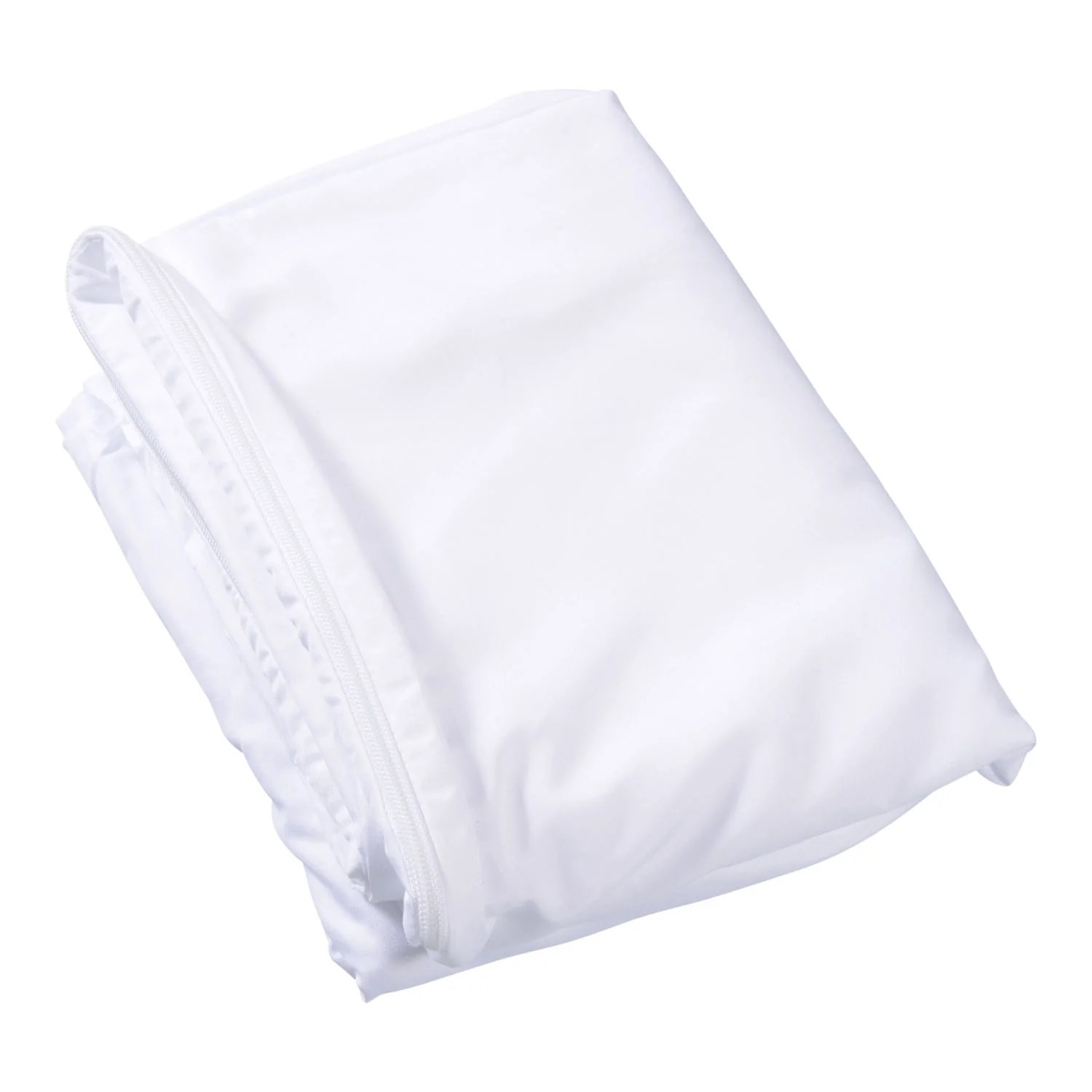 Doona Protector Quilt Doona Protector Microfibre Fabric With Zip Closure