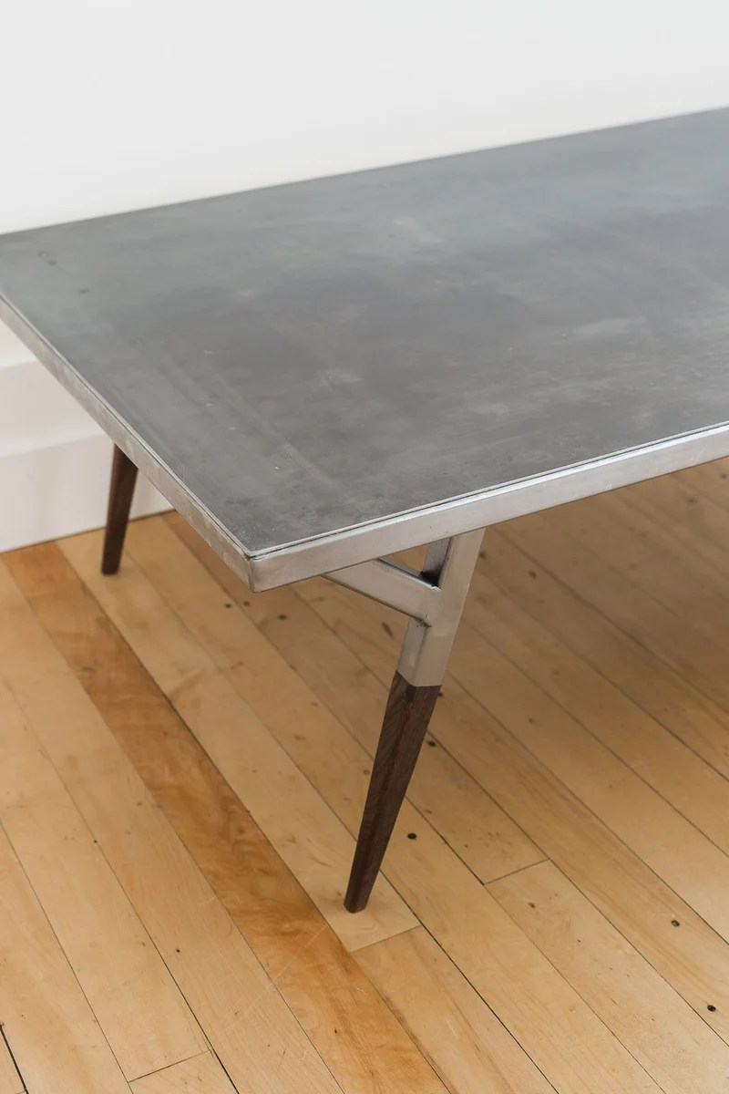 Metal Coffee Table Midway Metal Coffee Table