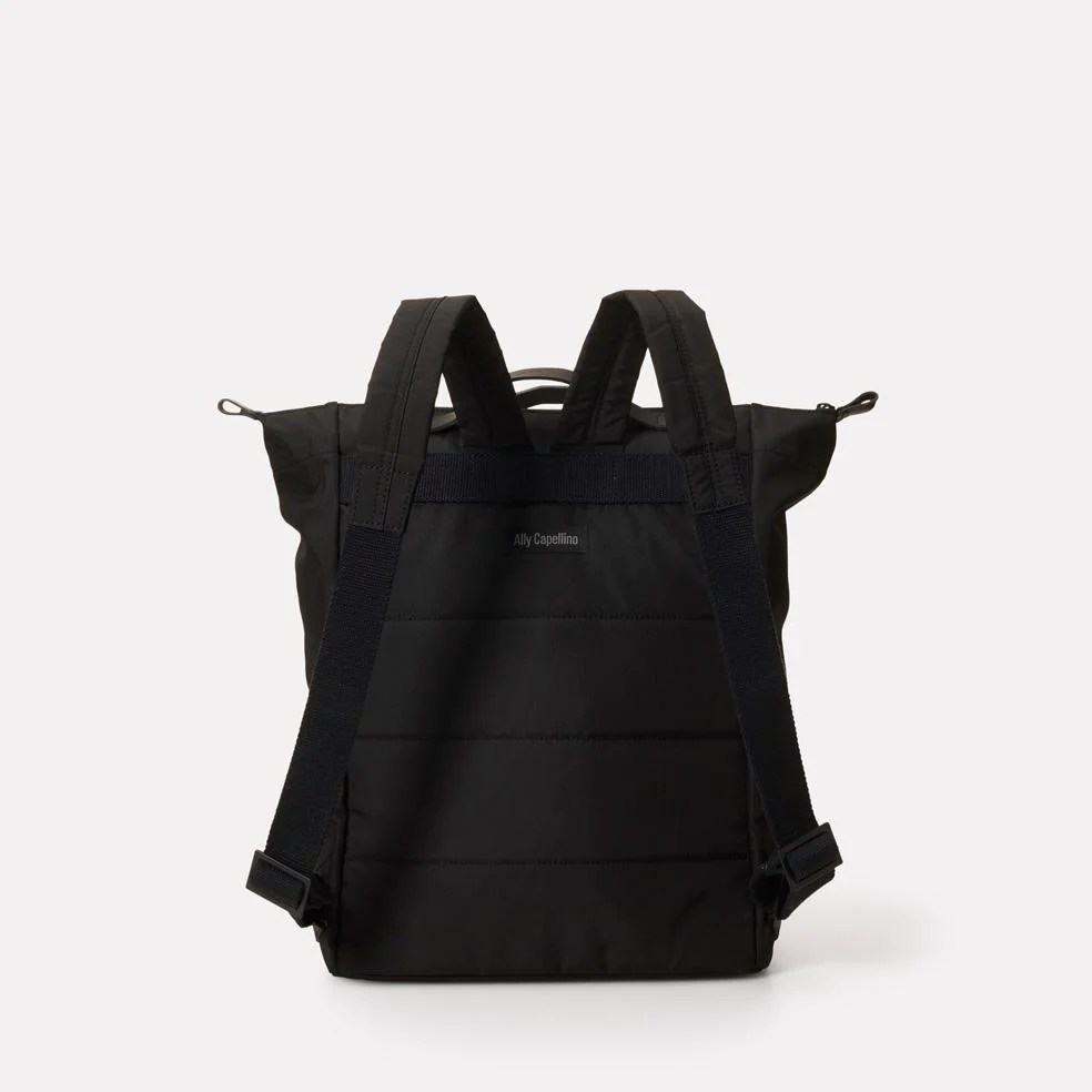 Travel Rucksack Hoy Travel Cycle Rucksack In Black Backpacks Ally Capellino