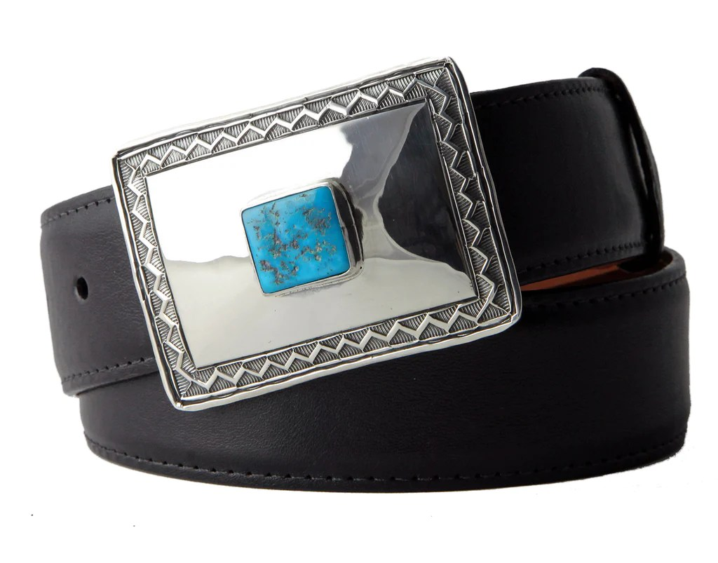 Buckle Tip Sets Tom Taylor Belts Buckles Bags Silver Turquoise Buckle Tom Taylor Belts Buckles Bags