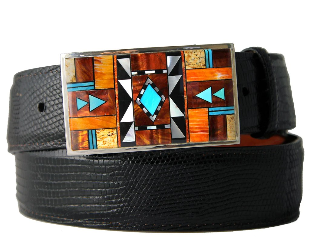 Buckle Tip Sets Tom Taylor Belts Buckles Bags Guild Desert Native American Belt Buckle Tom Taylor