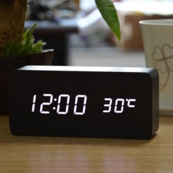 Small Crop Of Modern Alarm Clock
