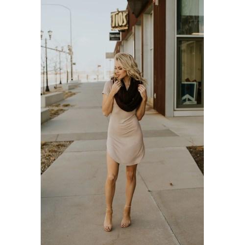 Medium Crop Of High Slit Dress