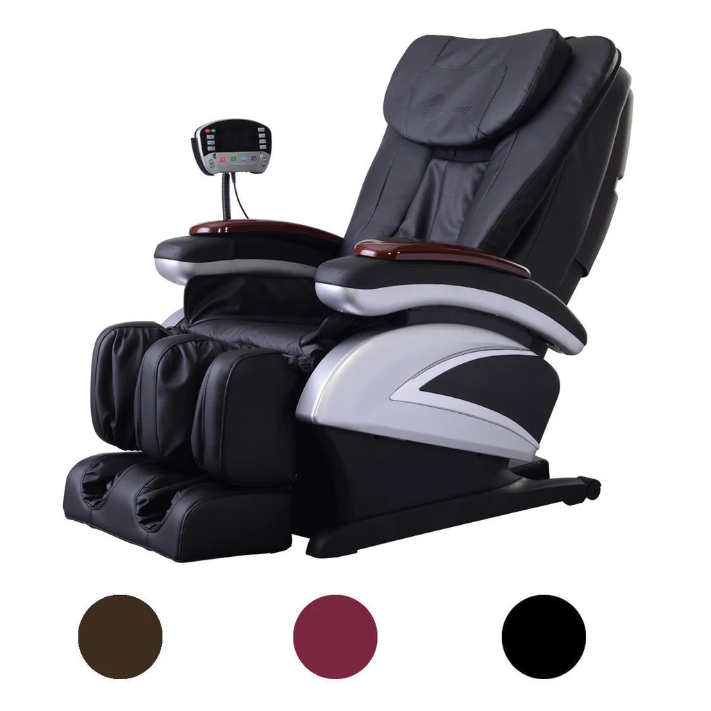 Where Can I Get Full Body Massage Bestmassag Electric Full Body Massage Chair Recliner Heat Stretched Foot Rest06c