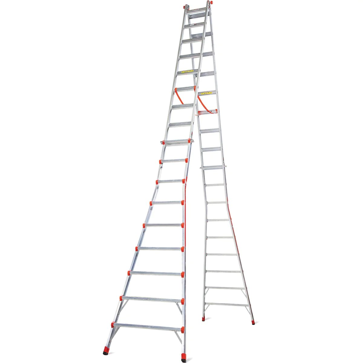 20' Ladder Home Depot Little Giant Skyscraper Ladder Type 1a Skyscraper Mxz