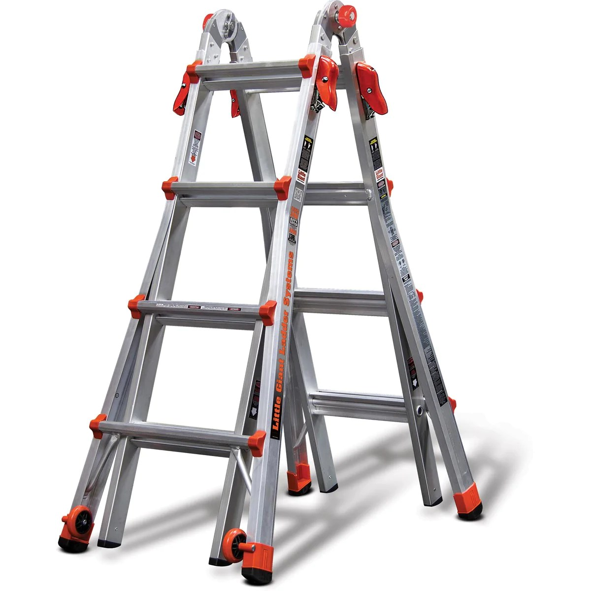 20' Ladder Home Depot Little Giant Velocity Ladder Type 1a Velocity Ladders